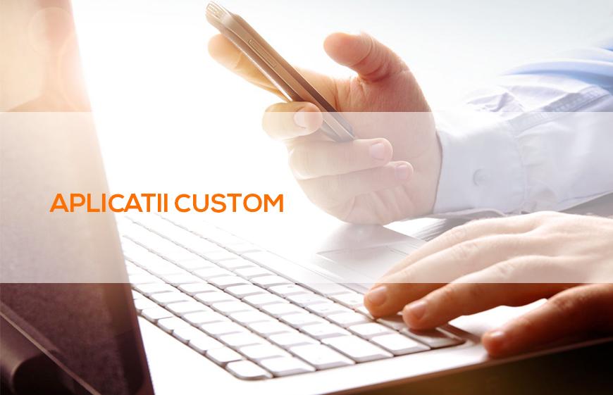 Aplicatie custom, realizare și utilitate